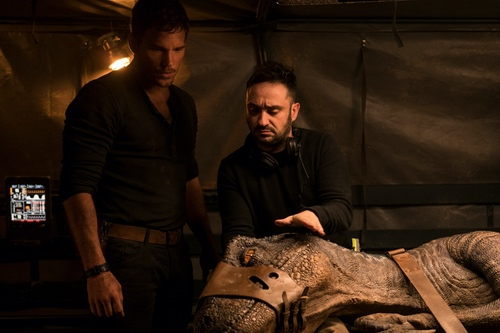 Jurassic Word: Fallen Kingdom Blu-ray Review 0000