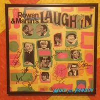 Laugh in Signed LP Album 0000