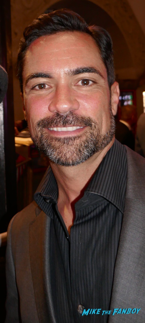 """""""Super Star"""" Saturday – Danny Pino Edition October 13, 2018 By: Scott  I first met Danny Pino back in June.  As a HUGE fan of Law and Order: Special Victims Unit, I was thrilled to meet him.  I was recently out and about and saw Danny again.  Unfortunately, I did not have anything for him to sign, but I couldn't resist getting another picture with """"Amaro.""""  Danny was even friendlier than before.  Thank you, Danny, for being so good t your fans.  You are a """"super star"""" in my book."""