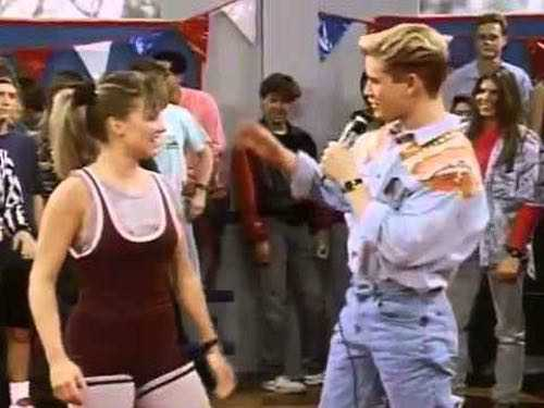 Saved by the bell: The Complete Series DVD giveaway 0000