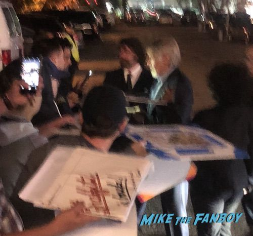 harrison ford with fans carney awards 208 signing autographs 0003