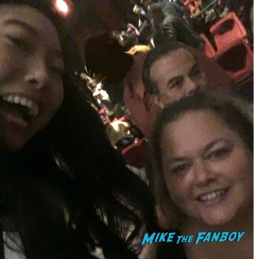 Awkwafina 1 with fans