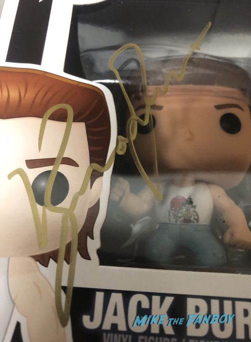 Kurt Russell signed autograph big trouble in little china funko pop Kurt Russell signed autograph big trouble in little china funko pop