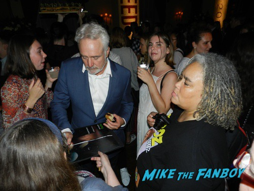 Bradley Whitford With fans The Handmaid's Tale season 2 finale screening and party 0009