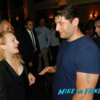 Elisabeth Moss With fans The Handmaid's Tale season 2 finale screening and party 0009