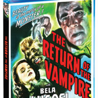 Bela Lugosi classic THE RETURN OF THE VAMPIRE arrives on Blu-ray February 19