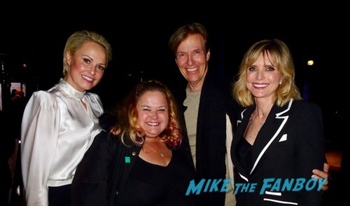 courtney thorne smith with fans melrose place stars now 2019 0004
