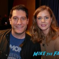 amy adams fan photo selfie