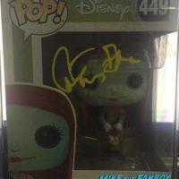 Catherine O'Hara Signed Autograph Funko pop 0000