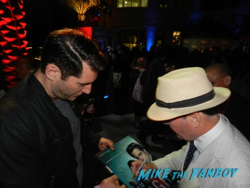 Jefferson Mays with fans I Am The Night FYC Panel Chris Pine With Fans 0012