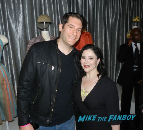 Alex Borstein with fans mrs. maisel amazon fyc event 0005