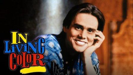 Jim Carrey of In Living Color.