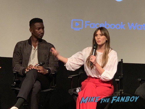 sorry for your loss fyc q and a elizabeth olsen with fans 0011