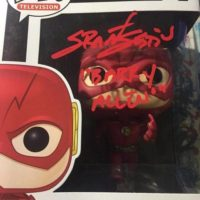 Grant Gustin Signed Autograph Flash Pop 0000