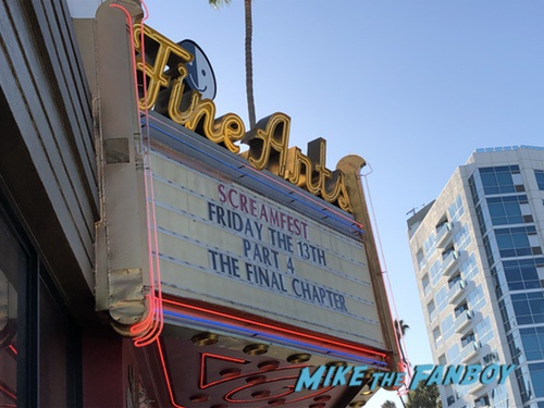 friday the 13th part 4 reunion fine arts theater 0000