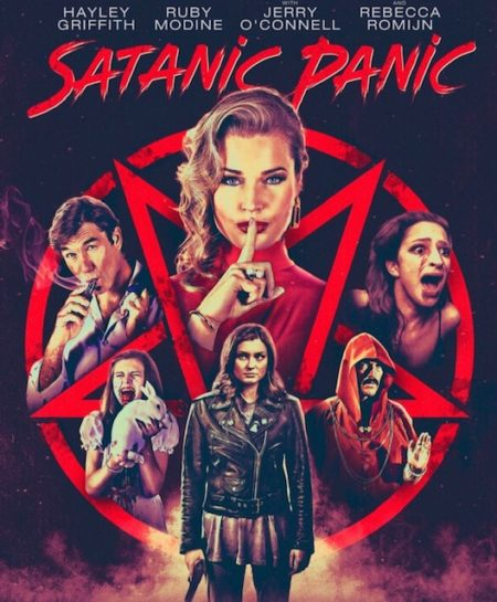 Satanic panic movie review
