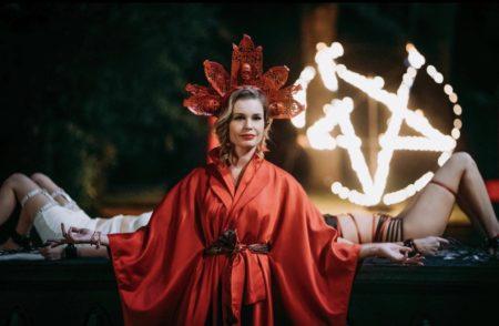 Satanic panic movie review