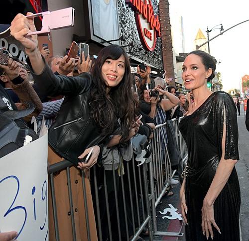 Maleficent Mistress Of Evil World Premiere Angelina Jolie