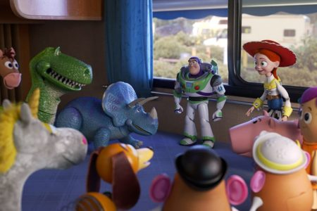 toy story 4 blu ray giveaway