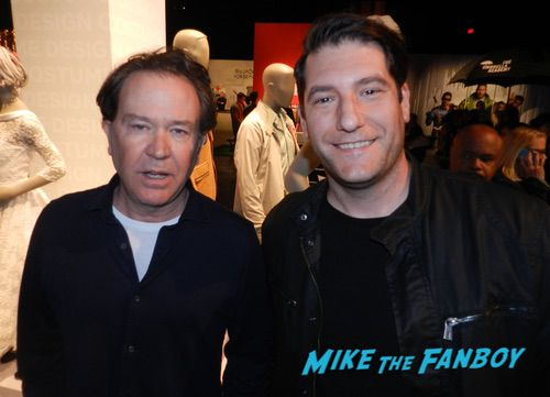 Timothy Hutton With fans The Haunting of Hill House FYC q and a 0012