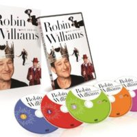 ROBIN WILLIAMS: COMIC GENIUS dvd giveaway