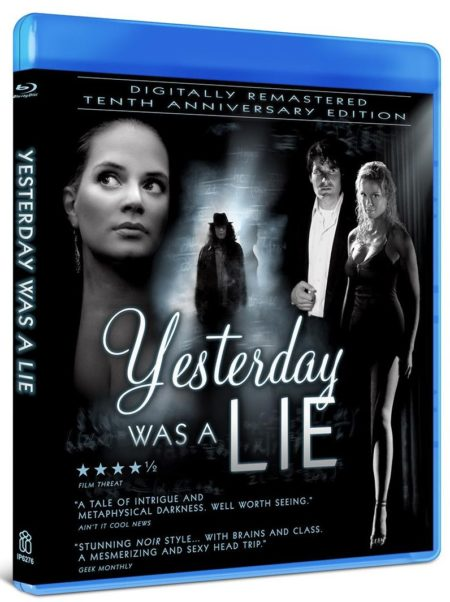 YESTERDAY WAS A LIE blu ray giveaway
