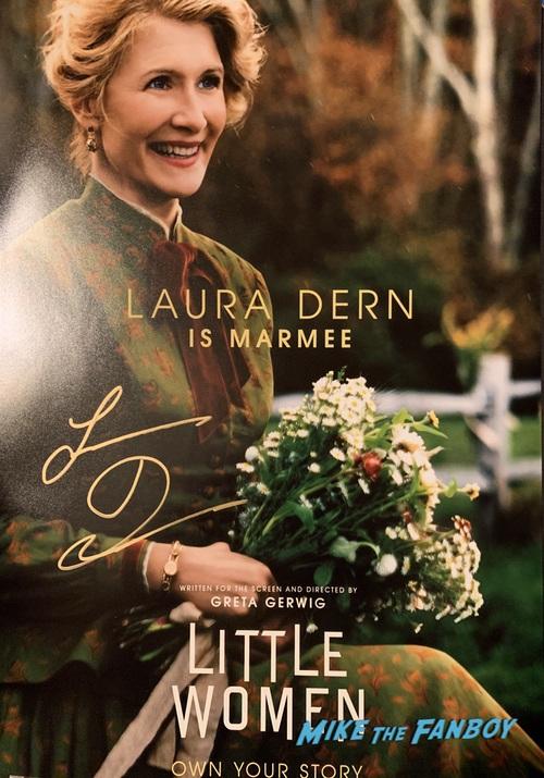 Laura Dern signed autograph laura dern 0002