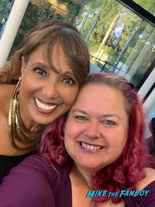 Telma Hopkins with fans now 2019