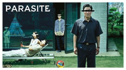 parasite blu-ray review giveaway