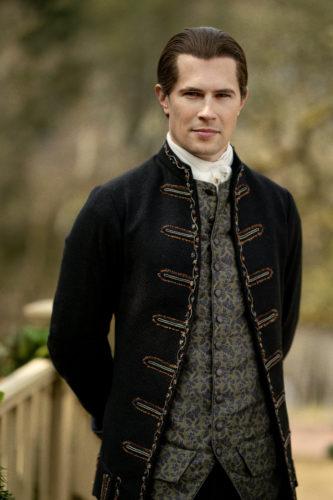 David Berry as Lord John Grey - Outlander Season 5 Episode 1