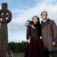 Caitriona Balfe as Claire Fraser and Sam Heughn as Jamie Fraser - Outlander Season 5