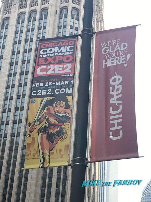 C2E2 2020 banner