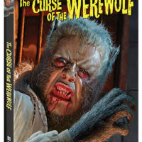 THE CURSE OF THE WEREWOLF Collector's Edition Blu-ray