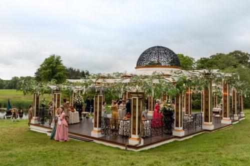 Jocasta's Wedding Eve Celebration