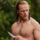 Sam Heughan as James Fraser - Outlander courtesy of Starz