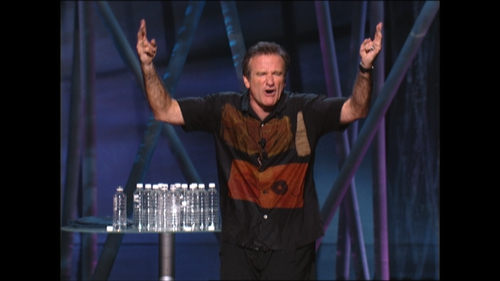 Live on Bway robin williams yooutube