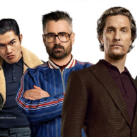 Contest Time! The Gentlemen are heading to 4k UHD Blu-ray! Win A Copy Of The Star Studded Comedy Starring Charlie Hunnam! Matthew McConaughey! And More!