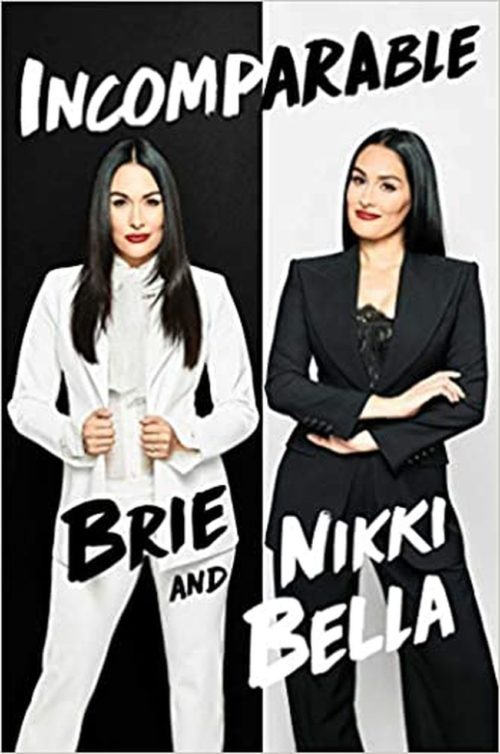 bella twins signed book