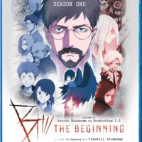 B: THE BEGINNING - THE ULTIMATE COLLECTION (Limited-Edition) and B: THE BEGINNING Season One BD Combo Pack unleash in North America on OCTOBER 6