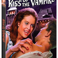THE KISS OF THE VAMPIRECOLLECTOR'S EDITION! The Cult Classic Heads To Blu-ray on July 14 Thanks To Scream Factory!