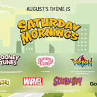 Loot crate, loot crate august, loot crate sat morning