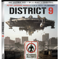 District 9 4k uhd blu ray
