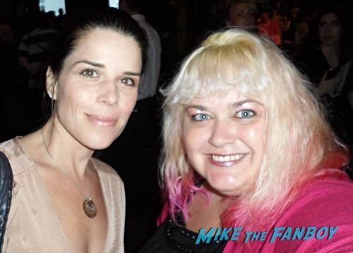 Neve Campbell The Craft cast reunion with fans 0000