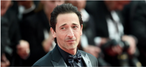 Adrian Brody hot sexy