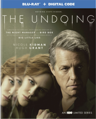 The Undoing: An HBO Limited Series - Reveal The Mystery on Blu-ray & DVD March 23, 2021