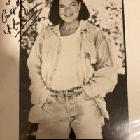 Mindy Cohn signed autograph photo signature 0000