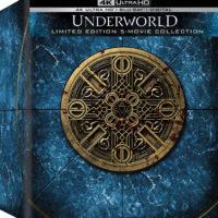underworld 4k movie collection